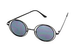 Exklusiva runda John Lennon-solglasögon - Design nr. 1115 8090112812034