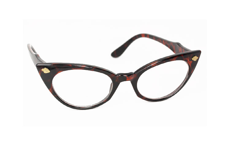 Marilyn Monroe Cateye-glasögon - Design nr. 3127